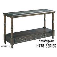 Kensington H778925 Sofa Table