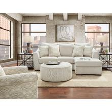 See Details - VO9778  SOFA/CHAISE and VO502 Chair - Vibrant Oatmeal