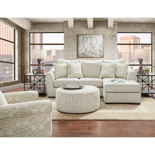 VO9778  SOFA/CHAISE and VO502 Chair - Vibrant Oatmeal