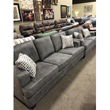 Grey Sofa $599, Loveseat $549---perfect set to start out with!! Pillows included