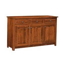 See Details - Silverton Amish Custom 3 Door Buffet