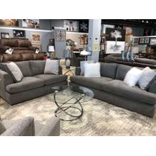 Matthew 2 Piece Living Room Set (Sofa and Loveseat)