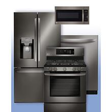 LG - Save 10% with a LG PrePaid VISA Card when you purchase eligible LG Kitchen Appliances. See 4-Pc Example.