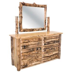 Best Craft Furniture - A571 6-Drawer Dresser