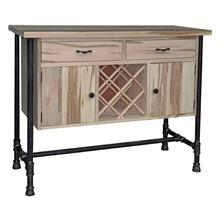 Distillery Sideboard with Winerack