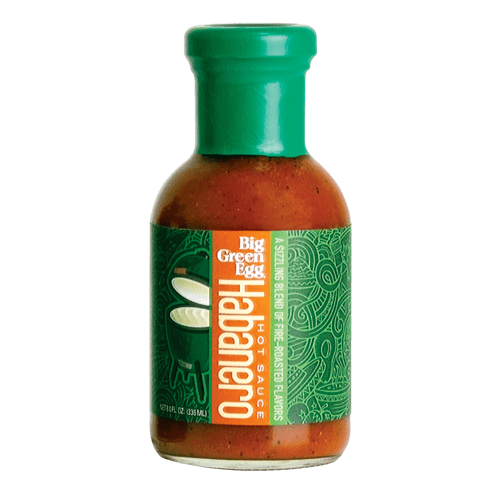 Big Green Egg Hot Sauce