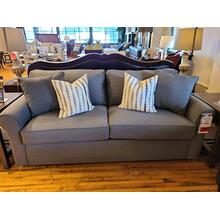 CLEARANCE Lizzy Graphite Sofa