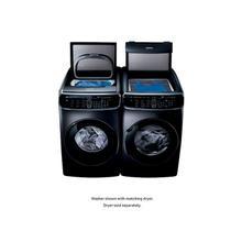 Samsung 5 CuFt plus 1 CuFt Flex Washer and Gas Dryer