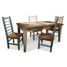 Bombay Dining Table & Chairs