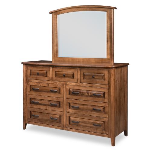 Amish Craftsman - Bay Pointe Bedroom