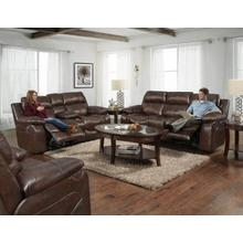 See Details - CATNAPPER LEATHER POWER RECLINING SOFA SET