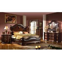 Arabella 8 Piece King Bedroom Suite