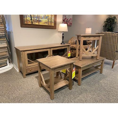 Amish Craftsman - Norwalk Occasional Collection