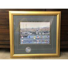 Framed Wall Art -Yachting