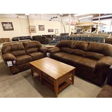 Loveseat & Sofa combo $779