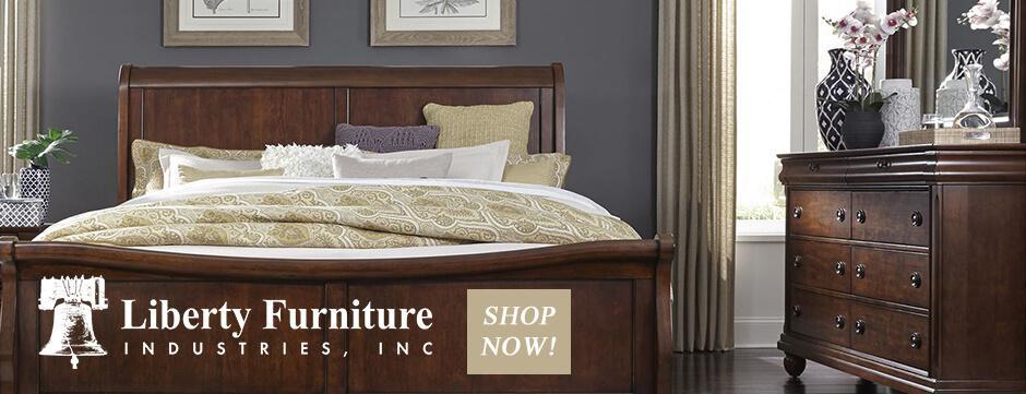 Shop Liberty Furniture at Godnicks Furniture store in Rutland, VT!