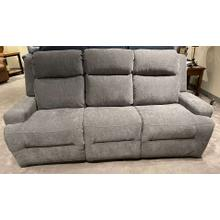 See Details - Dual Reclining Sofa w/ Drop Down Console