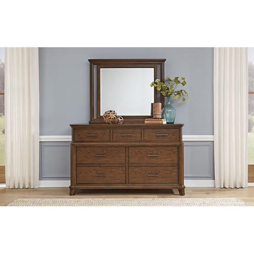 A America - 7 Drawer Dresser