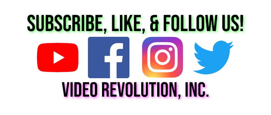 Subscribe, Like, and Follow us on social media!