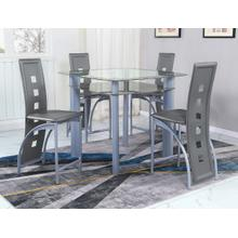 View Product - 5 Pcs Counter Height Dining Set