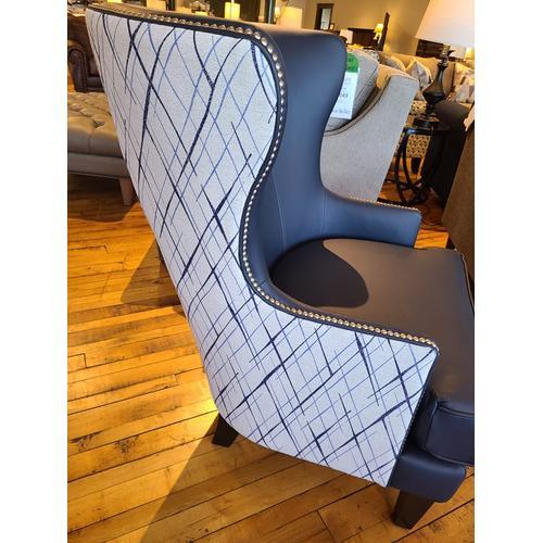 Decor-rest - 3492 CLG Chair - Galaxy Blue