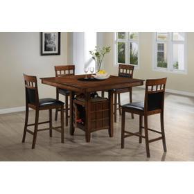 Leighton Pub-Table/4 chairs