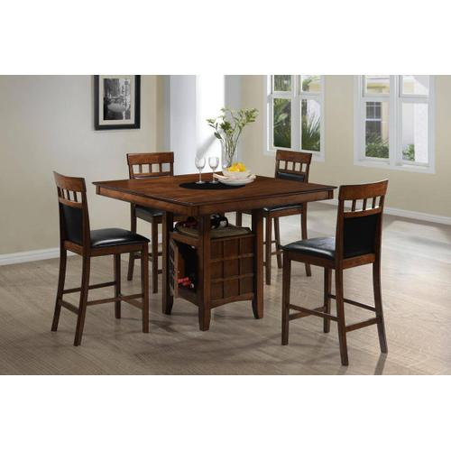 Gallery - Leighton Pub-Table/4 chairs