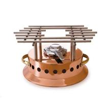 Mauviel M'Plus Heater With Alcohol Burner
