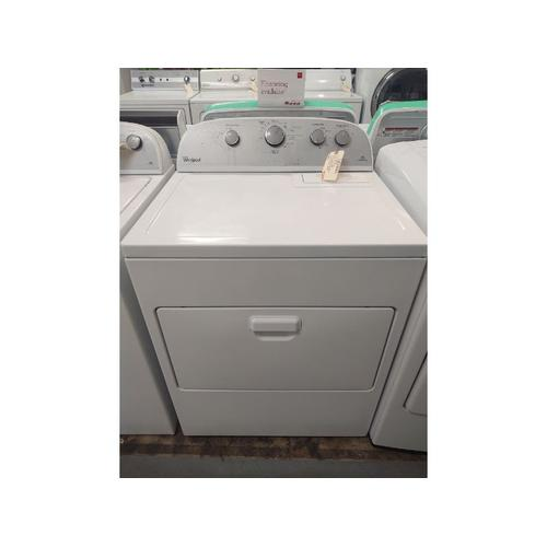 Used 90 day warranty - 7.0 cu.ft Top Load Electric Dryer with Wrinkle Shield Plus