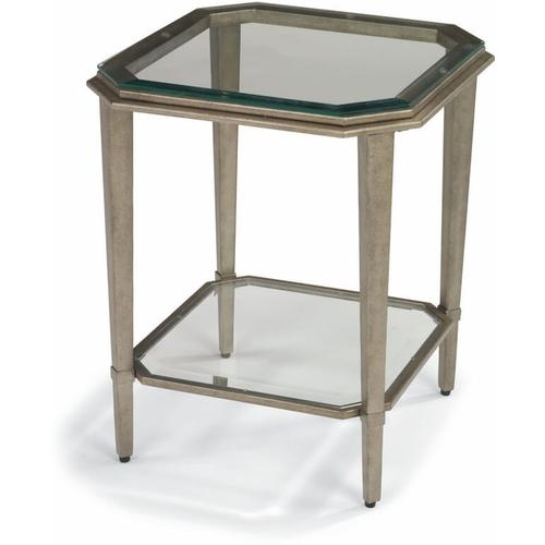 Flexsteel - Prism Square Coffee Table/Chairside Table-2 pc. Group-Floor Samples-**DISCONTINUED**