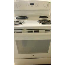 "Used GE® 30"" Free-Standing Electric Range- E30WHCOIL-U  SERIAL #30"