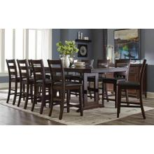 11 Pc Counter Height Dining Set