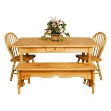 Six Foot Farm Table