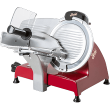 Berkel Red Line 250 Electric Food Slicer Red, 10-Inches Blade