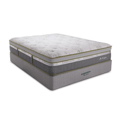 Scandinavian Sleep - Spa Comfort Latex Plush/Euro Top