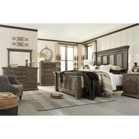 Wyndahl 4 Pc. California King Bedroom Set