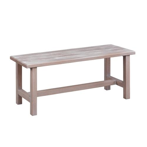 Country Value Woodworks - Mission Bench