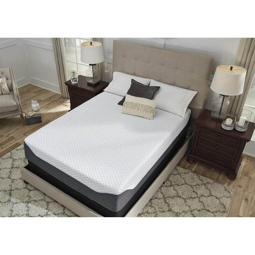 Sierra Sleep - 14 inch Chime Elite Mattress Set