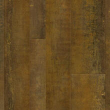 Coastal Living Patina L3081 Laminate - Ore/Rusty Iron Varying Widths: 3, 5, 7 in. Wide x 47.83 in. Long x 12 mm Thick, Medium Gloss