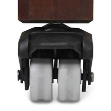 """See Details - Caster Kit- 2"""" Fits any table or nest- Set of 4, 2 locking 2 non-locking"""