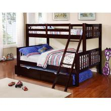 Generation Trade Furniture Ashmore Twin/Full Expresso 220300 Bedroom set Houston Texas USA Aztec Furniture