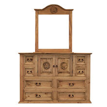 Tejas Dresser XL (No Mirror)