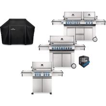 See Details - Prestige Pro!  Choose Your Size with Grill Cover