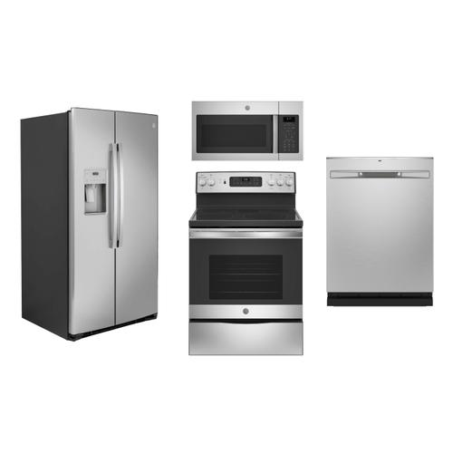 Packages - GE Stainless Steel Kitchen Suite