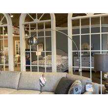 View Product - Arc Floor Lamp - Brushed Nickel