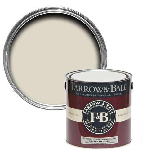 Farrow & Ball - School House White No.291