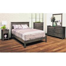 See Details - Shoreview Brown Maple Queen 5-Piece Bedroom Set