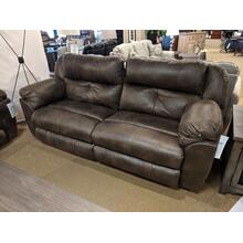 Power Reclining/Headrest Sofa