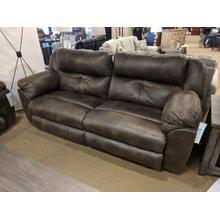 See Details - Power Reclining/Headrest Sofa