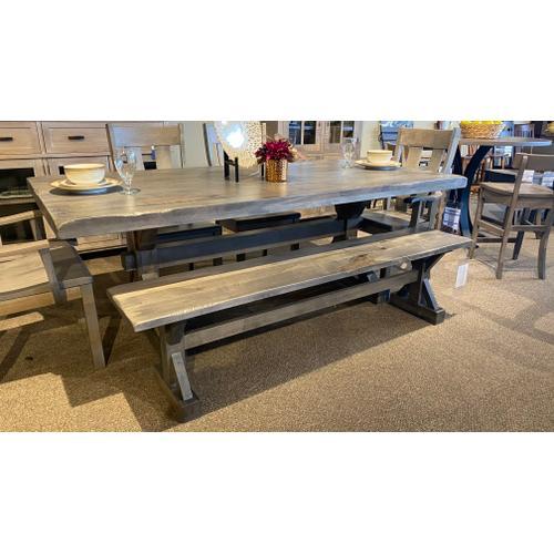 Amish Craftsman - Trestle Table